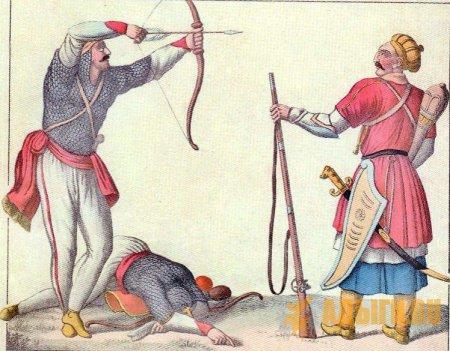 Правление в Кабарде в 1589 году