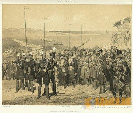 Княжество в Кабарде в 20-30-х годах XVII в