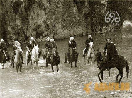 Предки карачаевцев и черкесов жили на территории Северного Кавказа