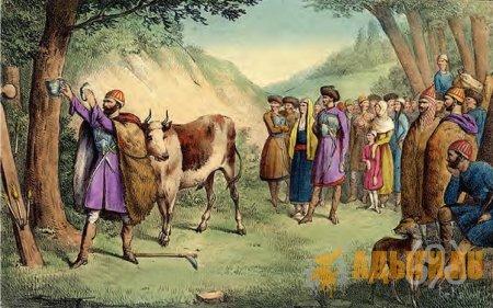 История Кавказа в разные эпохи