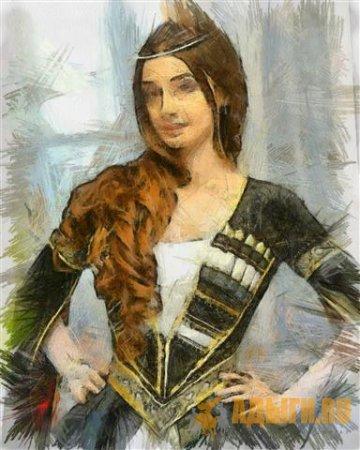 Традиции адыгов связанные с воспеванием красоты черкешенки