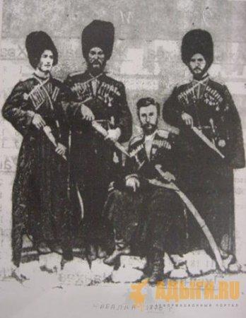 Происхождение балкарцев и карачаевцев в свете летописи Хачатура Кафаеци