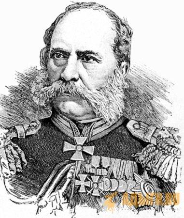 Генерал-фельдмаршал А.И. Барятинский