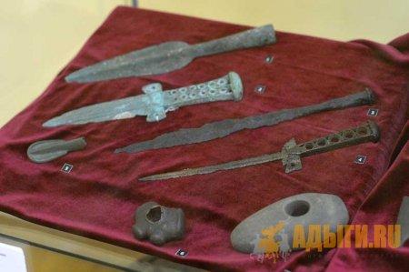 Раскопки памятников эпохи бронзы Северного Кавказа
