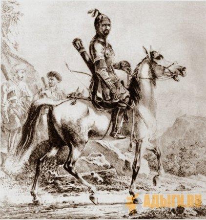 Мифы о раздробленности Черкесии