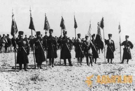 Несколько ярких эпизодов из истории Черкесского полка
