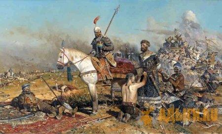 Черкесы мамлюки и разгром монгольской орды.