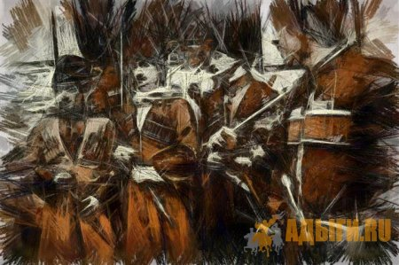 Борьба Черкесии против русской угрозы