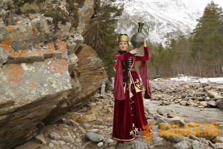 Средневековая история Черкесии. Д.Прасолов, М. Губжоков