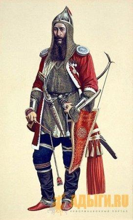 Традиционный адыгский феодализм. В. Кажаров