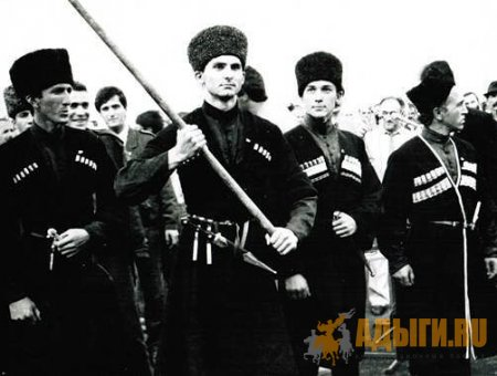 Кавказкая война. З.Кожев