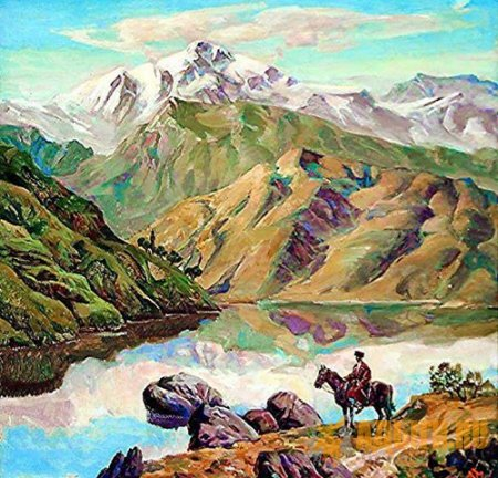 Северный Кавказ в российском цивилизационном процессе. А. Боров