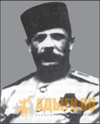 Черкесский генерал-майор Азербайджанской армии.