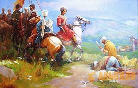 Бахчисарайский поход черкесов