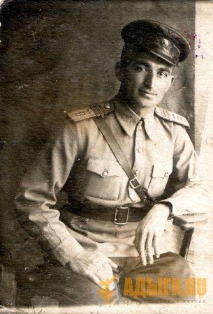 Абадзе Аюб Салихович
