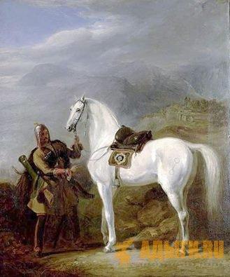 Кабардинский князь Жанбот Атажукин