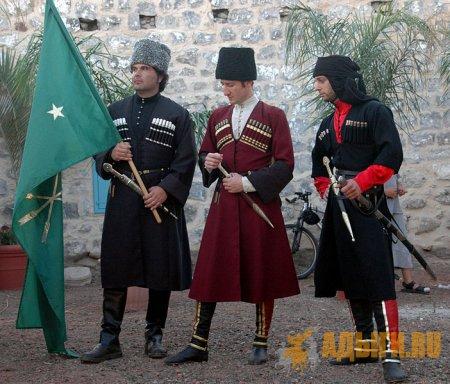 Израильские черкесы