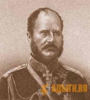 Генерал Фадеев Р.А.