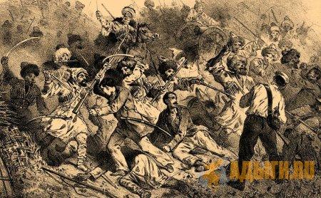 Генерал Р.А. Фадеев, 1864 г: