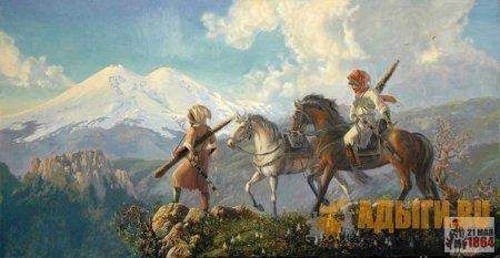 Начальник Кавказской линии генерал-майор К.Ф. Сталь