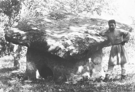 Горец из аула Хаджико — Тох Чилезах Мустафович