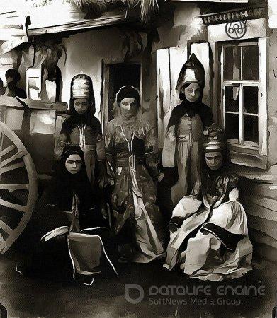 О племенных названиях и этническом составе абазин