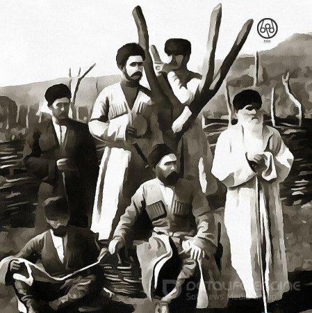 Абазины в материалах о Северо-Кавказских народах