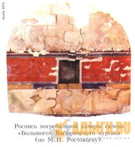 Курганы Северного Причерноморья. Васюрина гора