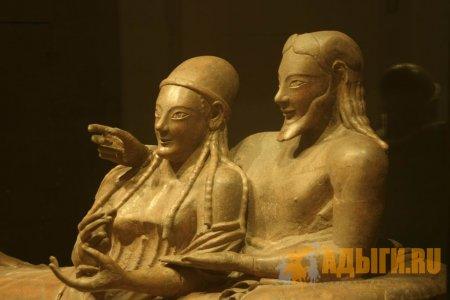 О происхождении адыгов через призму религии и мифологии этрусков