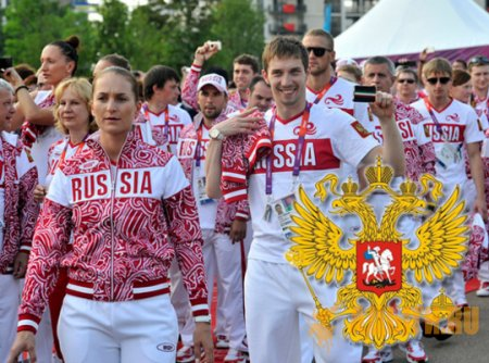 В состав олимпийской сборной вошли 82 спортсмена из регионов Юга России