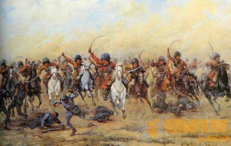 Военные обычаи у черкесов в XVIII – XIX вв.