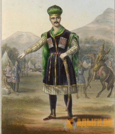 Темиргоевский князь Мисоуст Болотоков