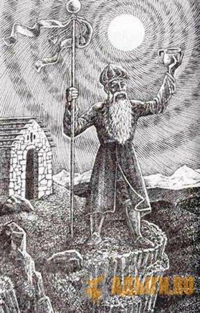 И. Д. Попко о религии черкесов.