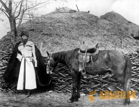 Старинные фотографии черкесов