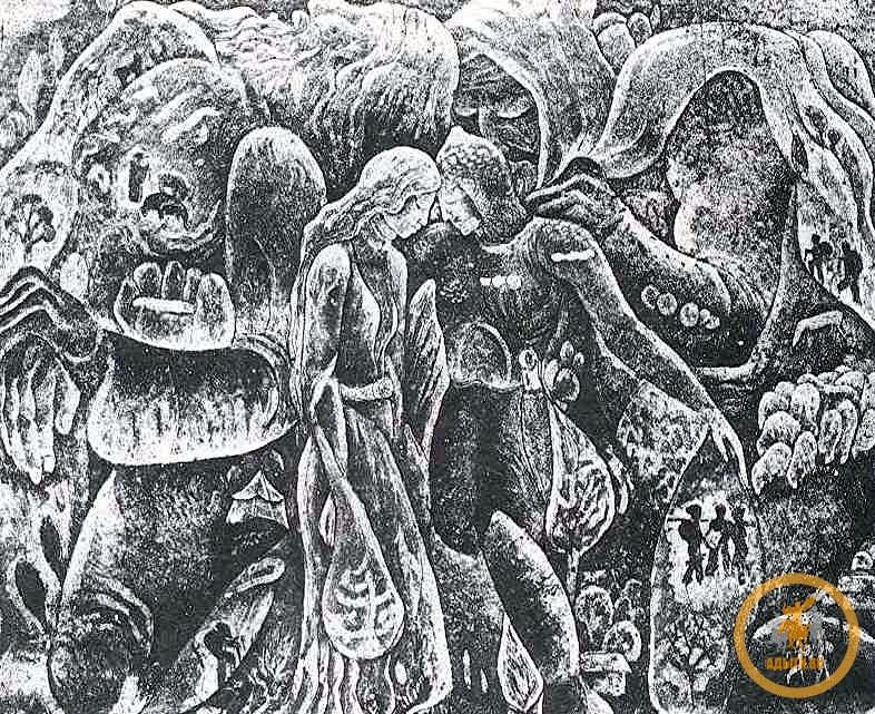 Морские божества черкесской мифо-религиозной традиции
