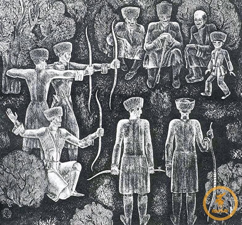 Народы и цивилизации древней Месопотамии