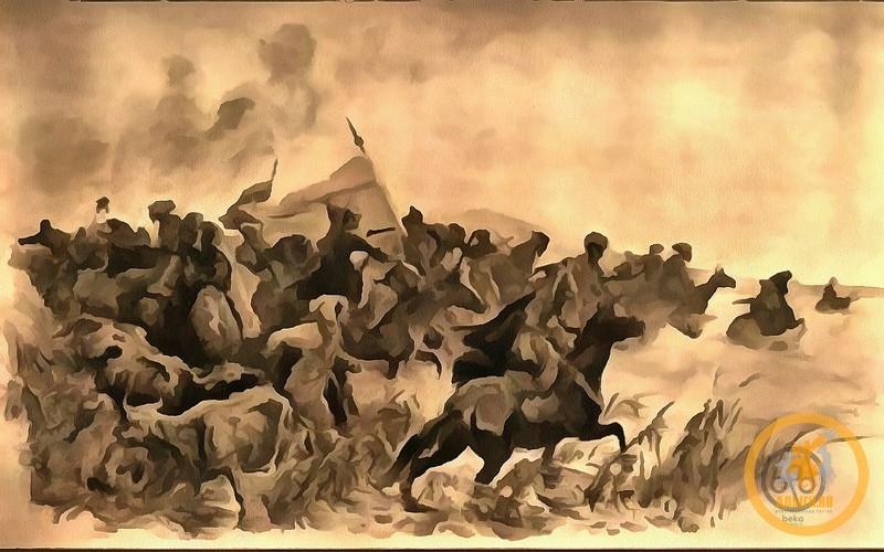 Деан-Чирий и шапсуго-бжедугская война