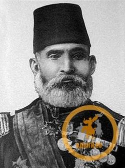 князь Джанболат Айтеков