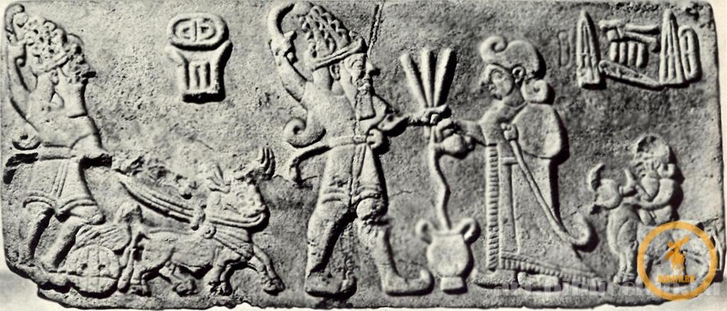 Свод законов в хеттском государстве
