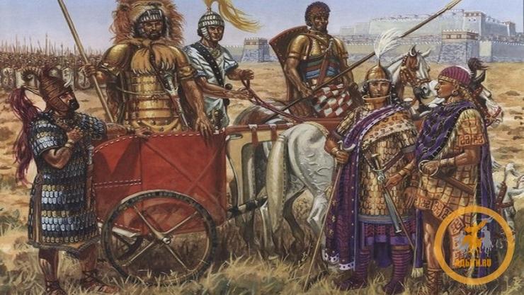 Возмездие и возмещение ущерба в Хеттском государстве