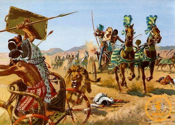 Как воевали хетты?