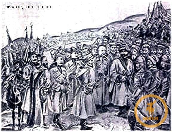 Позднейшие переселения хатукаевцев
