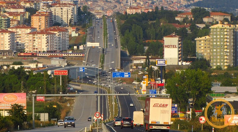 Черкезкей - турецкий город недалеко от Стамбула