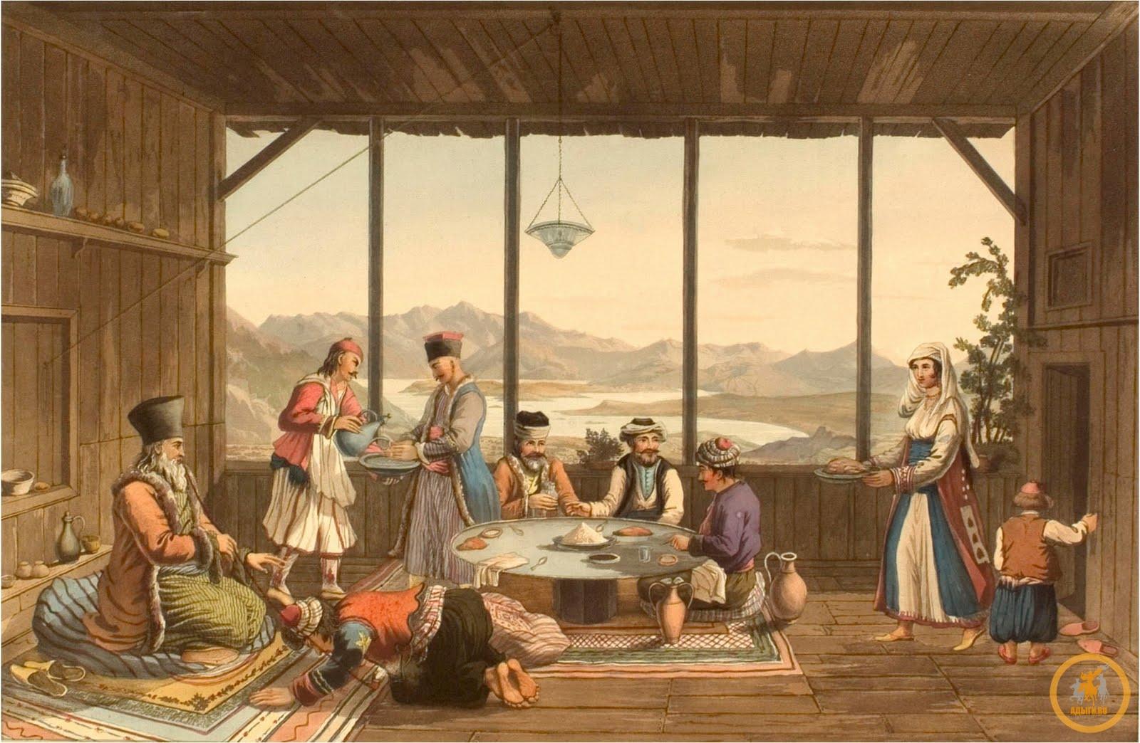 Как был построен первый магазин торговли солью на реке Пшада?