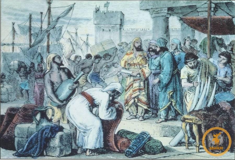 Порядок торговли с горцами после подписания Адриапольского договора