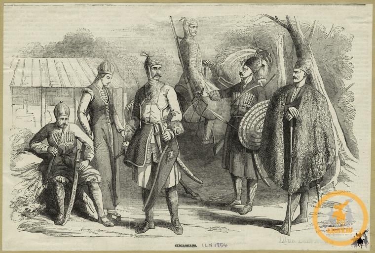 Торговые отношение причерноморских адыгов с русскими в период Кавказской войны
