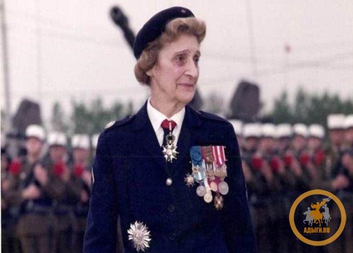 Дочь генерала Константина Хагандокова