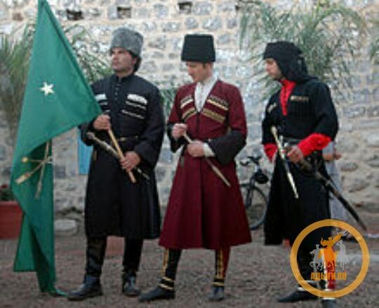 Исторические границы Кабарды
