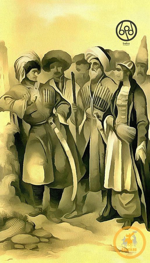Процесс исламизации адыгов  перед Кавказской войной