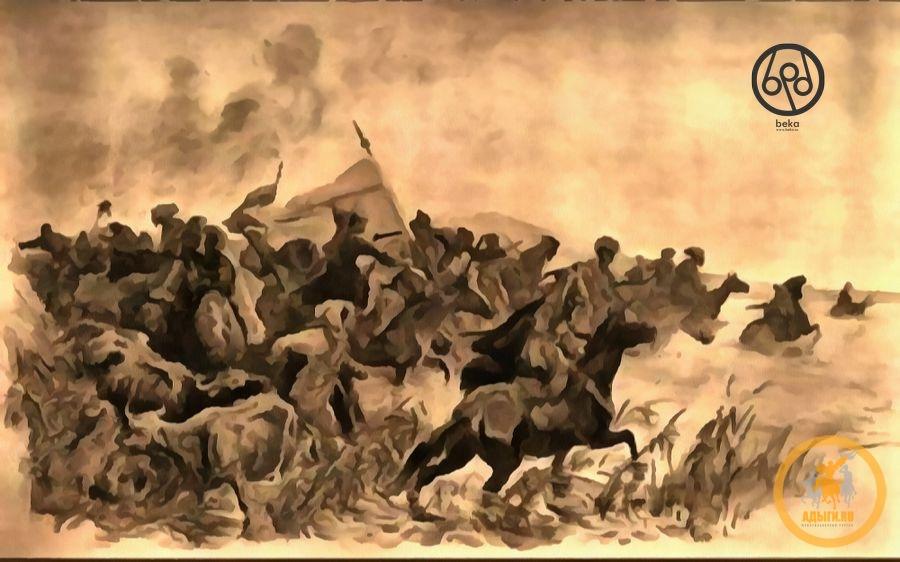 Адыги воевали на стороне России в период Кавказской войны